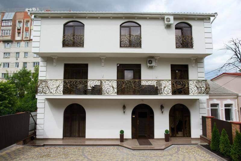 Мини-отели в Виннице